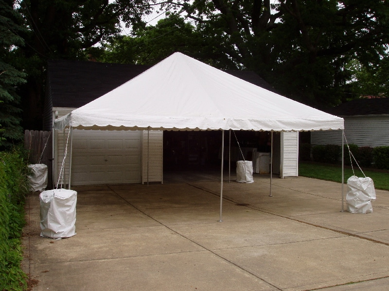 Small Frame Tent u2013 Able Smith & Small Frame Tent u2013 Able Smith | Syracuse Party Rentals Syracuse ...