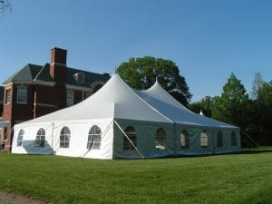Pole Tents Rentals Syracuse