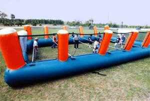 Life Size Inflatable Foosball